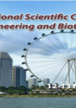 15th International Scientific Conference on Food Engineering and Biotechnology