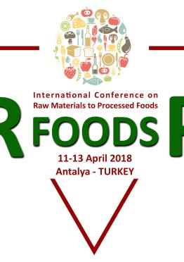 International Conference on Processed Food to Raw Materials